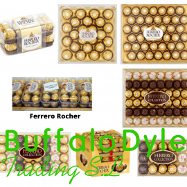 CONFECTIONERY PRODUCTS WHOLESALE (CANDY SWEETS & CHOCOLATE BARS)