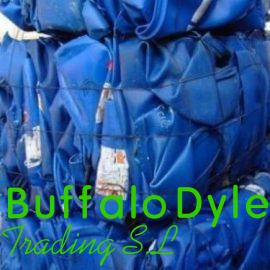 WASHED HDPE DRUM FLAKES SCRAP WHOLESALE