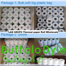 THERMAL PAPER ROLL WHOLESALE (CASH REGISTER PAPER)